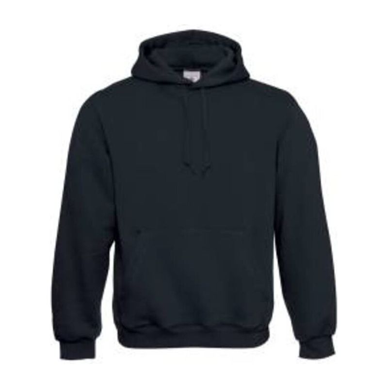 O15 HOODED BLACK S