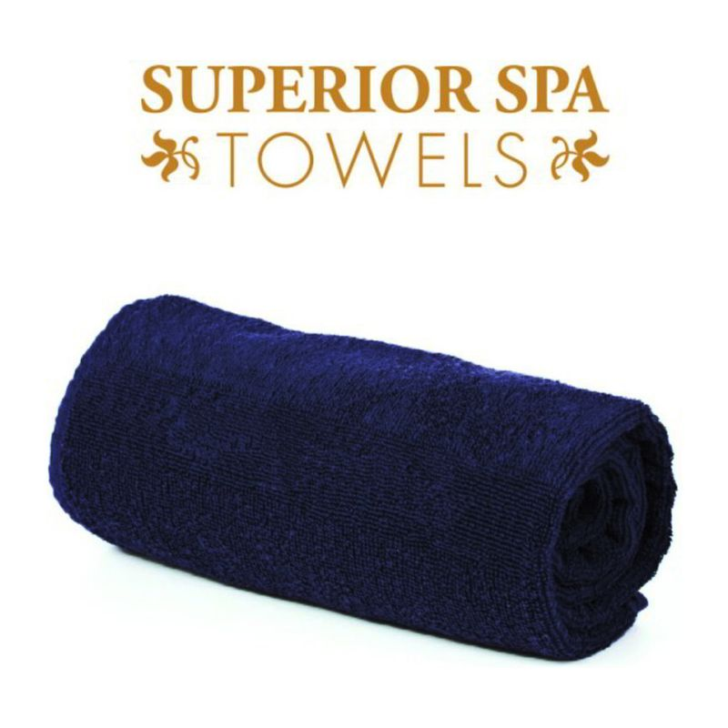 Towel 70x140 blue